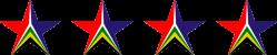 Bushmans Rock 4 Star Grading Council