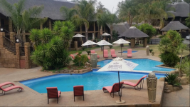 Bushmans Rock Lodge