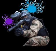 BushmansRock_Paintballgun01