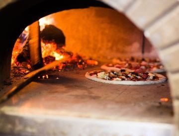 Wood fire Oven Pizza | restaurant
