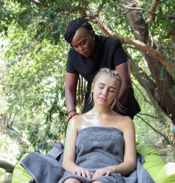 Bushmans Rock Riverside Spa Massage